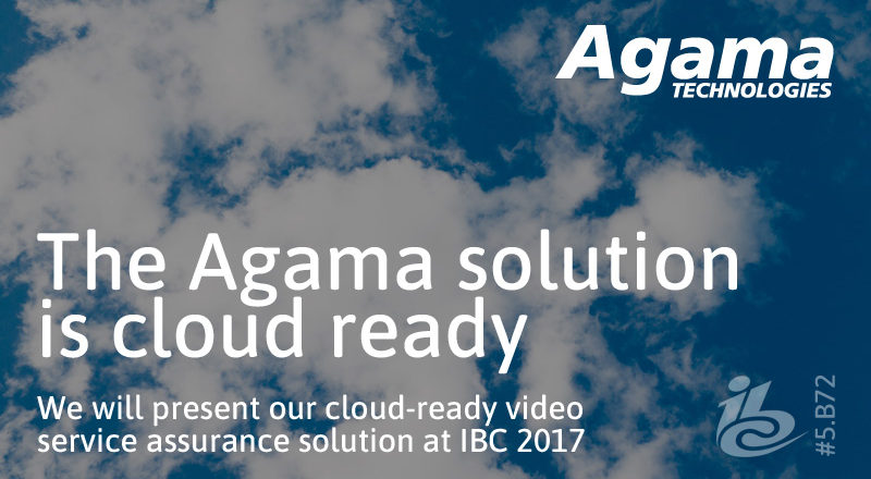 Agama solution cloud ready