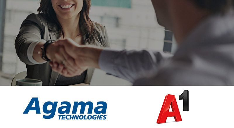 A1 Bulgaria selects Agama for service quality and customer experience assurance