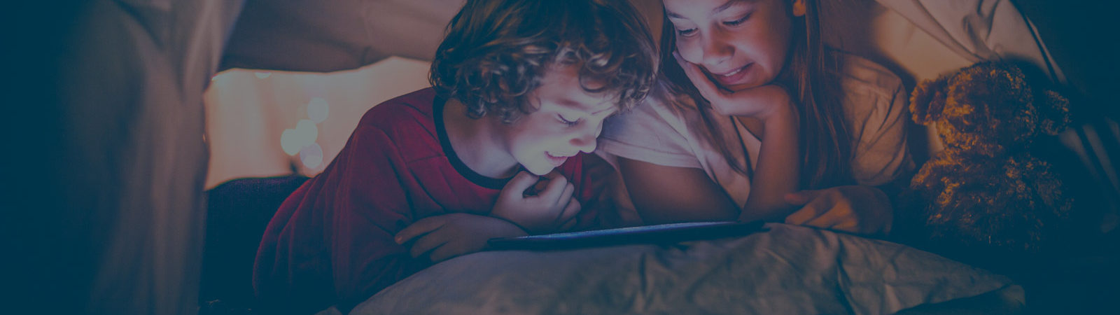 KIds with iPad - Customer experience