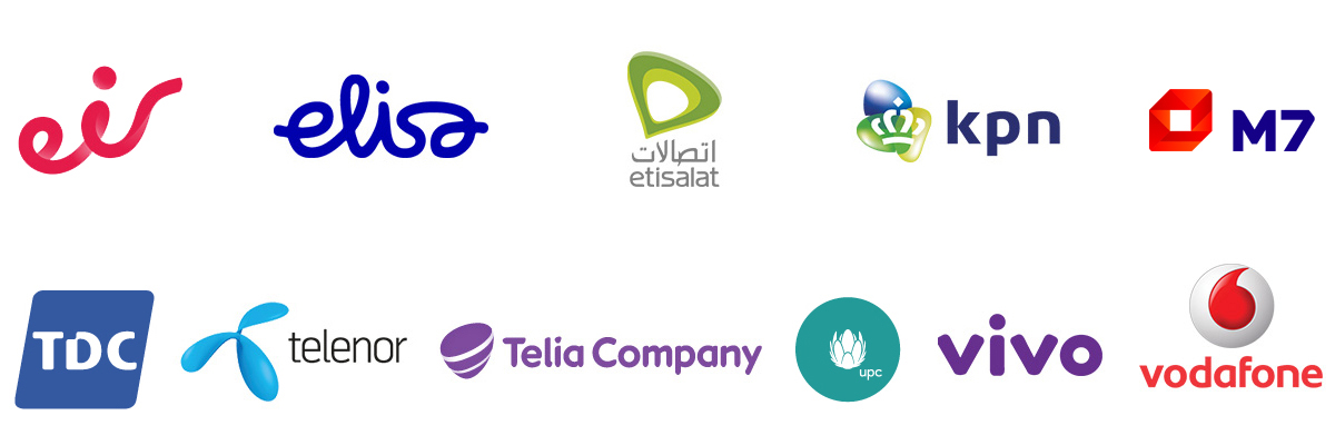 Agama customer logos