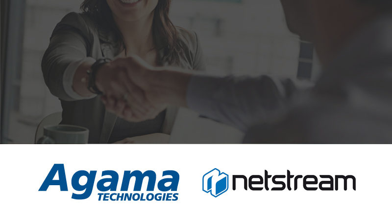 Agama Netstream Pressrelease OTT
