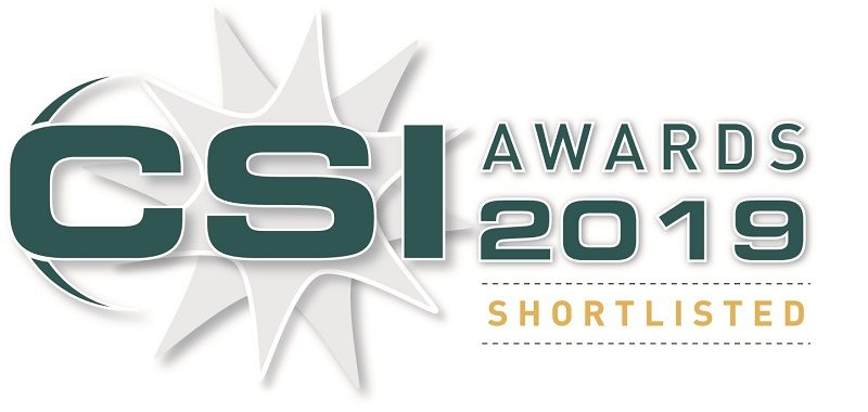 Agama shortlisted for two CSI awards 2019