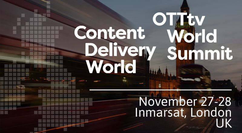 OTTtv World Summit 2018