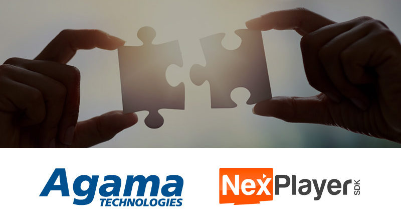 Partnership Agama & NexPlayer